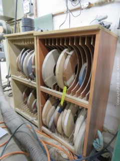 Cabinet with Banding