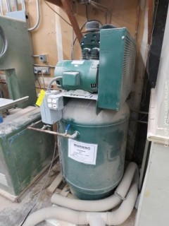 Bel Air Vertical Air Compressor with Dryer