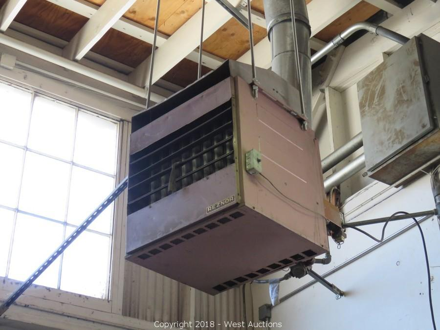 East Bay Metal Stamping, Tool, & Die Machinery Facility Online Auction
