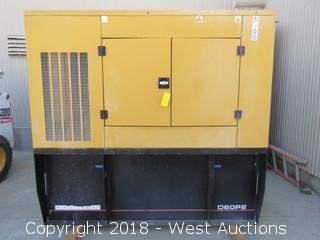 2001 Olympian D60P2 Generator Set