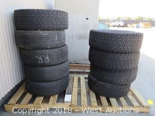 (9) Tires (Used)