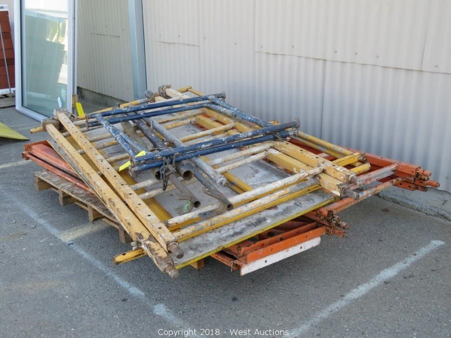 San Francisco Bay Area Construction Equipment Online Auction