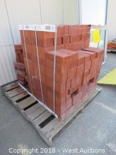 Half Pallet: Mc Near Masonry Red Brick