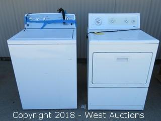 Kenmoore Washer/Dryer Set