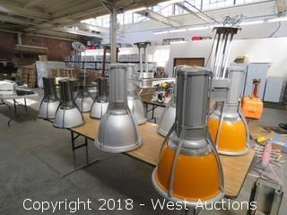 (3) Industrial Decorative Lighting Fixtures