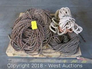 (7) Spools of Rope