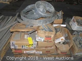 Pallet: (12) Boxes of Assorted Simpson Strong Ties