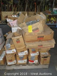 Pallet: (20) Boxes of Simpson Strong Ties