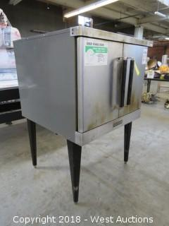 Hobart DGC1 Natural Gas Oven