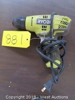 """Ryobi D43 3/8"""" Drill"""