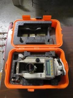 Nikon NE-202 Electronic Theodolite in Carry Case