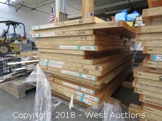 (18) Solid Wood Doors