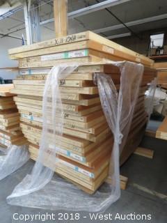 (27) Solid Wood Doors