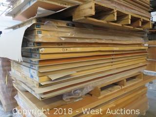 (14) Solid Wood Doors