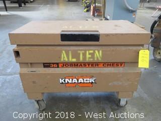 Knaack 36 Jobmaster Chest