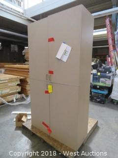 """42"""" X 79"""" Office Cabinet"""