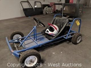 6.5 H.P Custom Built GoKart