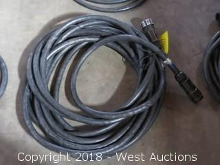 50' 19-Pin 2K 8 Circuit Multi-Cable