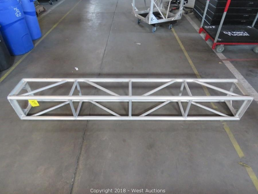 Online Auction of Stage Lighting Stands, Rigging, and Trusses for Sale in SF Bay Area