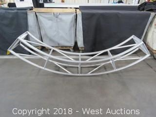 "12"" x 12"" Square 1/4-Section of 10' Diameter Circular Truss"