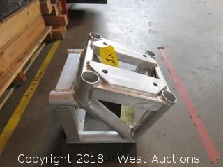 "12"" x 36-Degree Aluminum Truss Angle-Block"