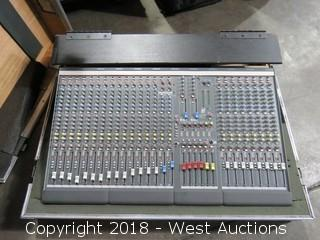 Allen & Heath GL2200 Dual Function Console in Road Case