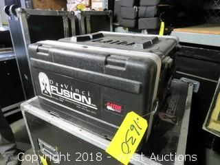 "GATOR Road Case (Empty):  22"" WIDE x 12"" DEEP x 21"" HIGH"