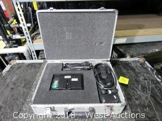 "7"" Touchscreen Monitor in Road Case"