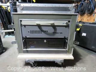 Matrix Switching System in Rolling Road Case