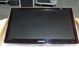 "Samsung SyncMaster (Model P2370HD) 23"" 1080p LCD HDTV/Monitor"