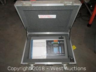 LEE-Colortran Status 12/24 2-Scene Light Board in Road Case