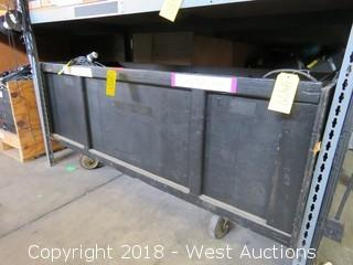 "6' x 30"" x 24"" Portable Road Case"