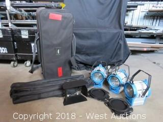ARRI Style Light Kit with (3) Lights