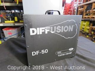 Diffusion DF-50 Stage Hazer