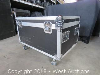 "Portable Road Case 32"" x 22"" x 17"""