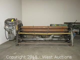 Lown Power Metal Plate Roller 8800