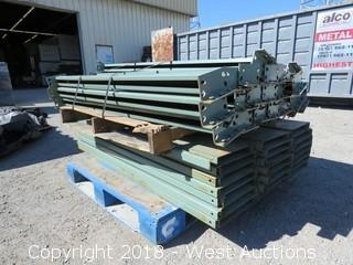 Pallet with Pallet Racking Materials