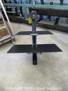 (5) Ergonomic Monitor Stands