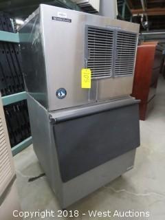 Hoshizaki Ice Machine with Bin