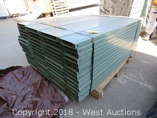 Pallet of Pallet Rack Decking
