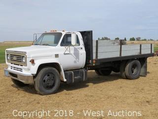 1973 Chevrolet C60 Dump Truck