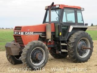 Case IH 2294 4x4 Tractor