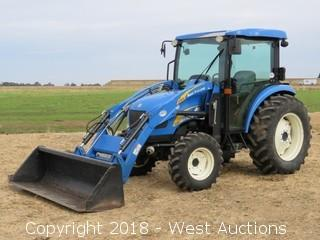 2007 New Holland T2410 4x4 Tractor