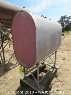 Fuel Tank and Stand