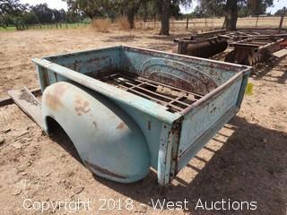 "78""x84"" Chevrolet Truck Bed"