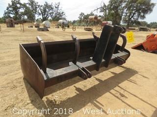 5' Box Blade Tractor Attachment