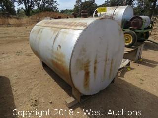 """72""""x45.5"""" Fuel Tank"""