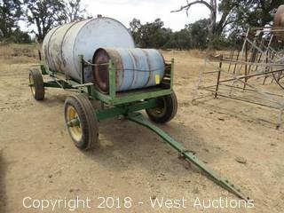 Trailer Mounted Fuel Tank