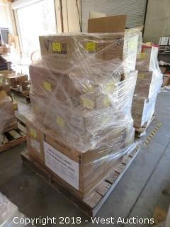 Pallet: (17) Boxes Of Commercial Traffic Signal Bulbs