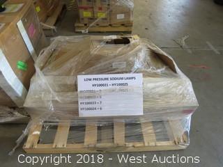 Pallet: (32) Commercial Low Pressure Sodium Lamps